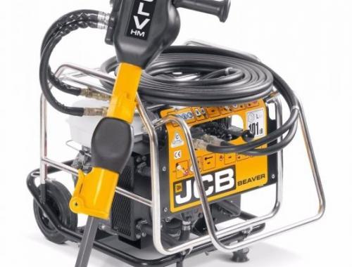 JCB BEAVER HM25 - hydraulická bourací jednotka