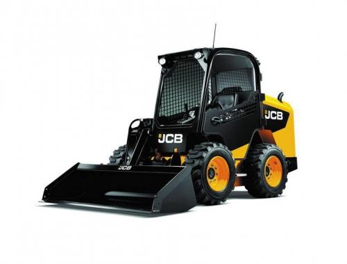 JCB ROBOT 190 ECO - smykový nakladač